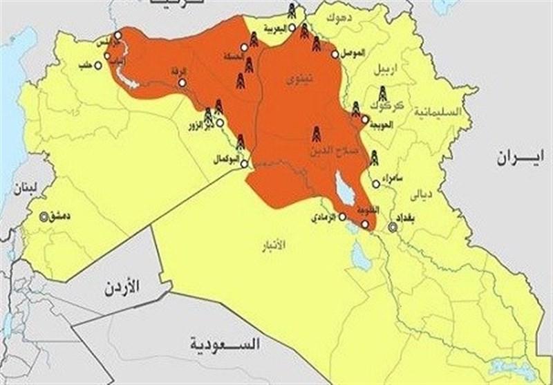 داعش سوریا والعراق