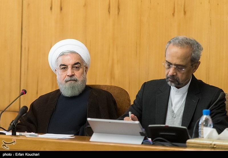 روحانی: لایمکن تغییر الاتفاق النووی بقرار من إحدى الحکومات