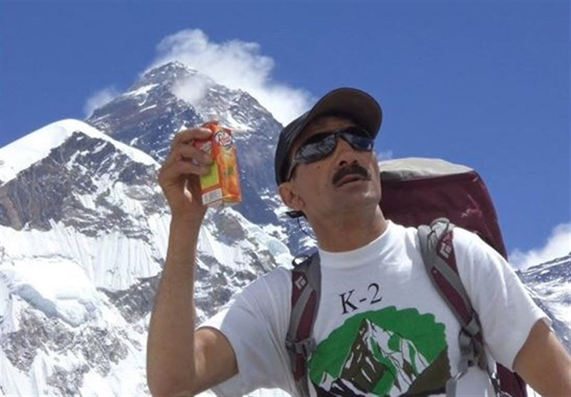 عالمی شہریت یافتہ پاکستانی کوہ پیما حسن سدپارہ اپنے خالق حقیقی سے جا ملے