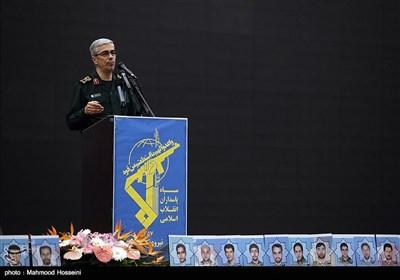 سخنرانی سرلشکر محمد باقری رئیس ستادکل نیروهای مسلح در پنجمین سالگرد شهادت شهید حسن طهرانی مقدم