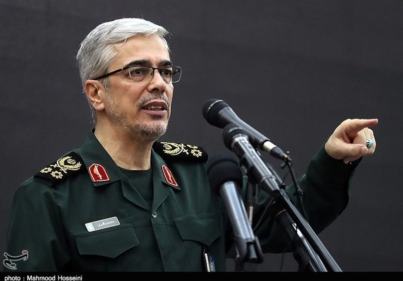 Top General: Iran to Stand Firm against US Psywar