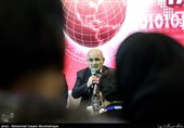 کنفرانس خبری سفیر روسیه در تهران در غرفه خبرگزاری تسنیم