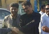 فیصل رضا عابدی اڈیالہ جیل سے رہا ہوگئے