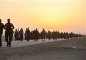 موکب احمد بن موسی (ع) شیراز در خدمت زائران پیاده اربعین
