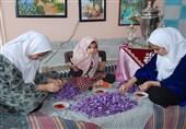 نخستین جشنواره زعفران طلای سرخ بهاباد