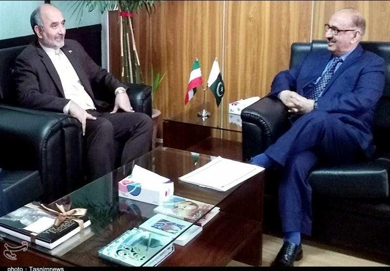 پاکستان اور ایران گہرے مذہبی، تاریخی، تہذیبی اور علمی رشتوں میں جڑے ہیں، عرفان صدیقی
