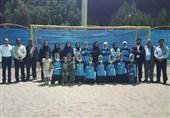 فوتبال ساحلی بانوان - تیم میلاد رفسنجان