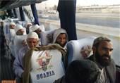 ایران کے اہلسنت برادران کا پہلا قافلہ اربعین مارچ میں شرکت کے لئے روانہ