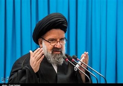 آیت الله خاتمی خطاب به اسرائیلی ها: اگر بی میل نیستید که تل آ ویو با خاک یکسان شود دوباره به حزب الله حمله کنید