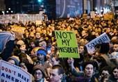 تظاهرات ترامپ