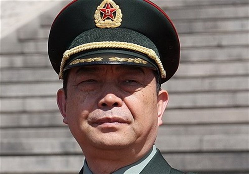 وزیر دفاع چین