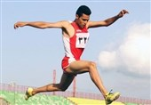 ایران تحرز البطولة فی سباق الـ 3000 متر الاسیویة