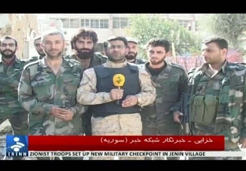 IRIB Reporter Martyred in Aleppo