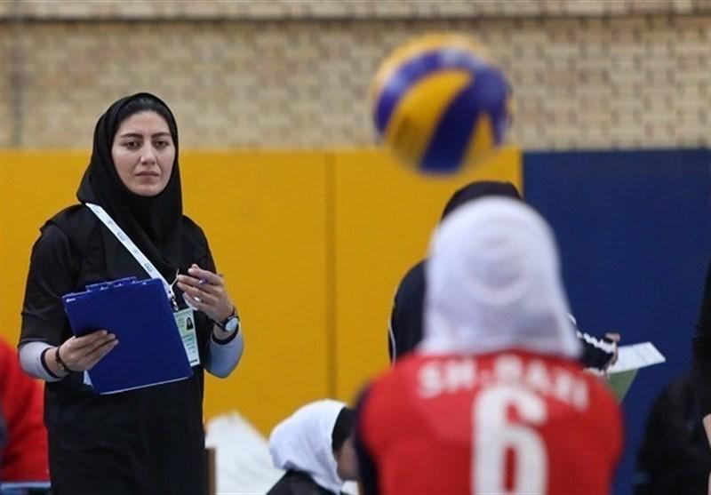 هاشمی: برای پیشرفت در والیبال بانوان باید به ردههای پایه و استعدادیابی توجه شود