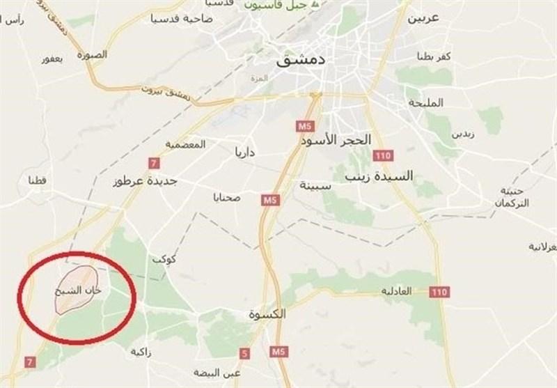 خان الشیح دمشق