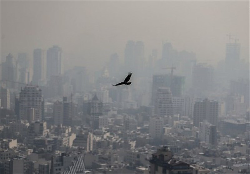 Hazardous Air Pollution Closes Down Schools in Tehran Province