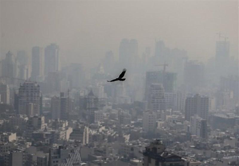 آلودگی هوا در 23 روز جان 412 شهروند تهرانی را گرفت