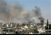 تروریستها در حلب از سلاح شیمیایی علیه ارتش سوریه استفاده کردند