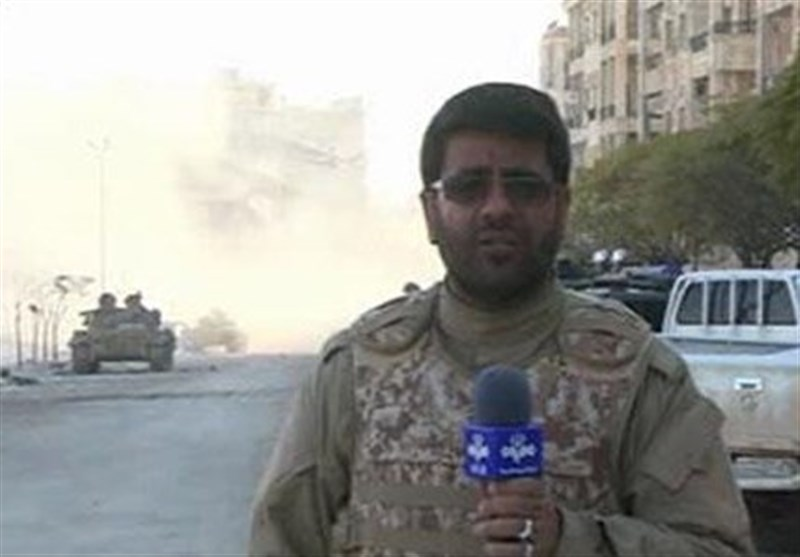 Iran's Foreign Ministry Condoles Death of Reporter in Syria