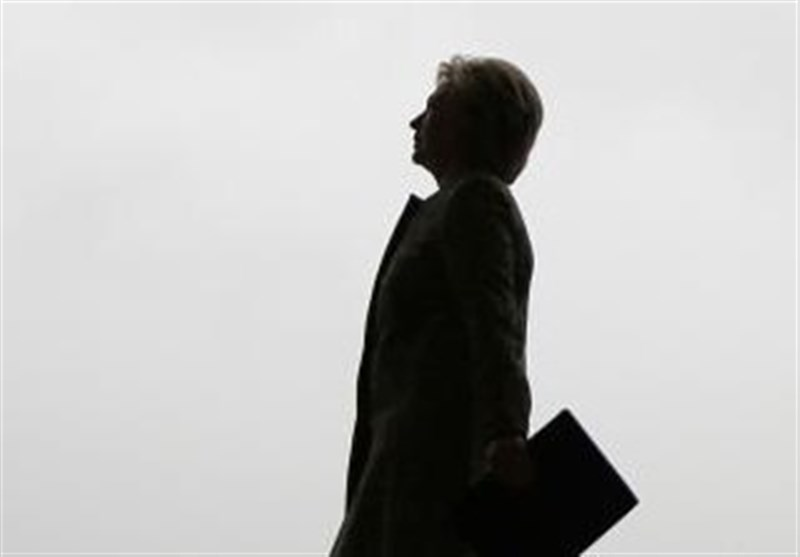 عکس/تفاوت آشکار چهره هیلاری کلینتون قبل و پس از انتخابات