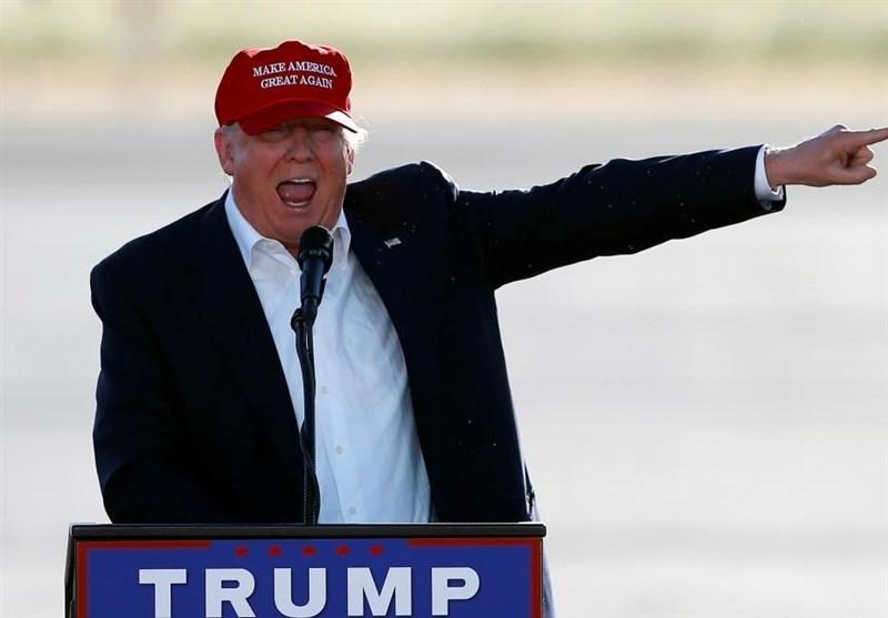 واکنش ترامپ به آتش زدن پرچم آمریکا: عواقباش از دست دادن تابعیت آمریکاست