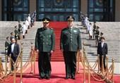 ایران والصین توقعان على اتفاقیة للتعاون الدفاعی والعسکری