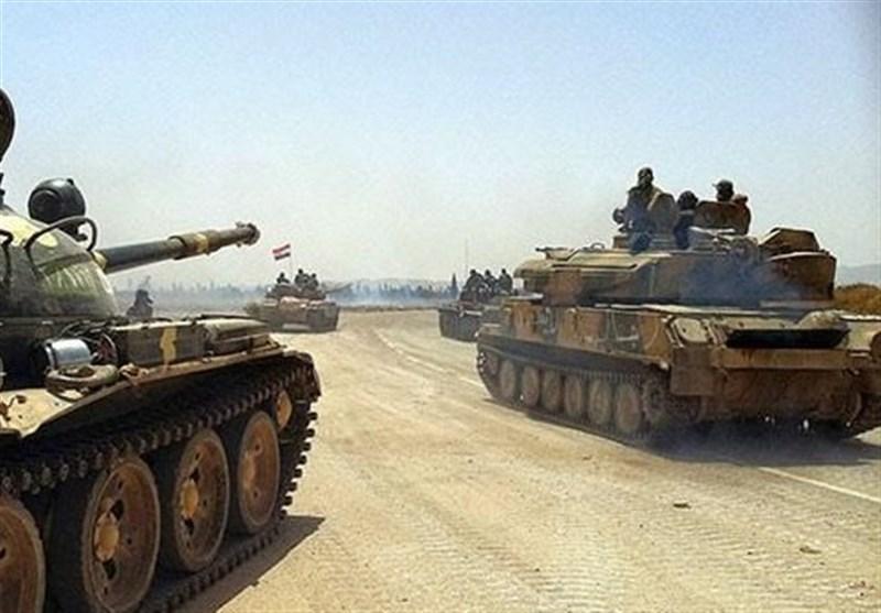 Suriye Ordusu, Şam'da Yeni Bir Operasyona Başlıyor