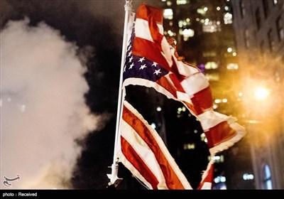 اعتراضات به نتایج انتخابات ریاست جمهوری آمریکا