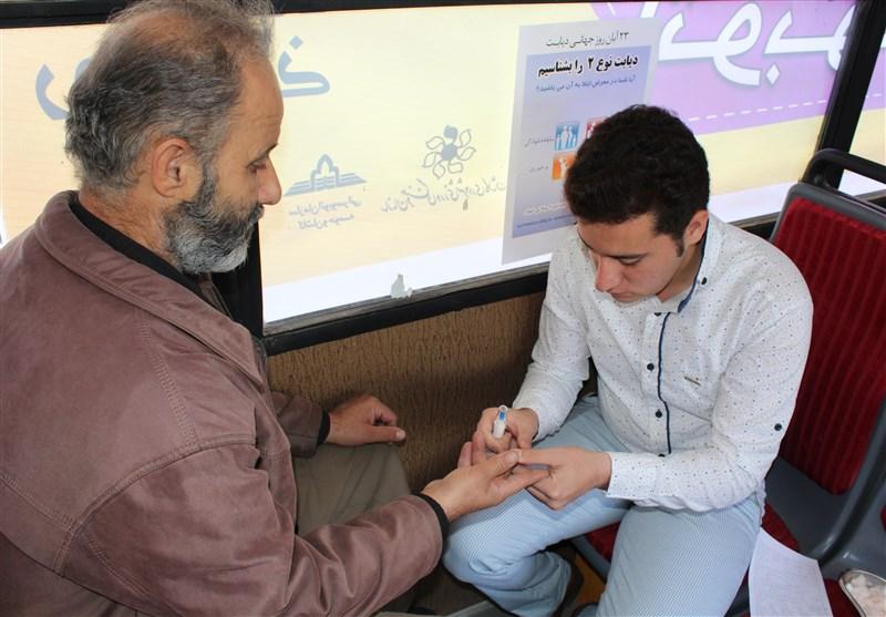 غربالگری 44637 بیمار مبتلا به دیابت در شهرستان شهرضا