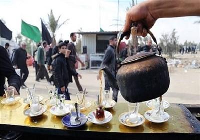 آماده سازی ایستگاه های صلواتی در مرز مهران