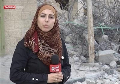 مراسلة تسنیم تتابع مصیر ملف اعمار قطاع غزة