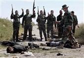 ارتش سوریه تروریستها