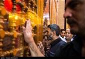 زائران حسینی در نجف اشرف