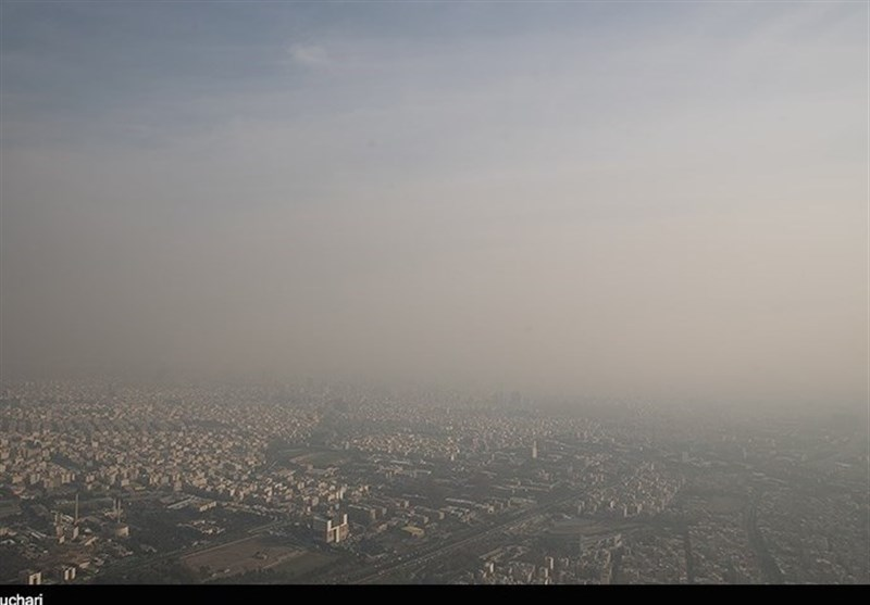 Schools Close in Smog-Enshrouded Iranian Capital for 3rd Day