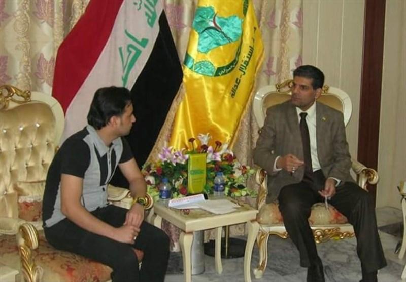 جواد البزونی عراق