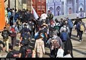 فرمانده انتظامی استان ایلام: 648 هزار زائر اربعین از مرز مهران به عراق وارد شدند