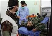 مجروحان ارتش در حمله شیمیایی تروریستها