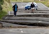 زلزله نیوزیلند
