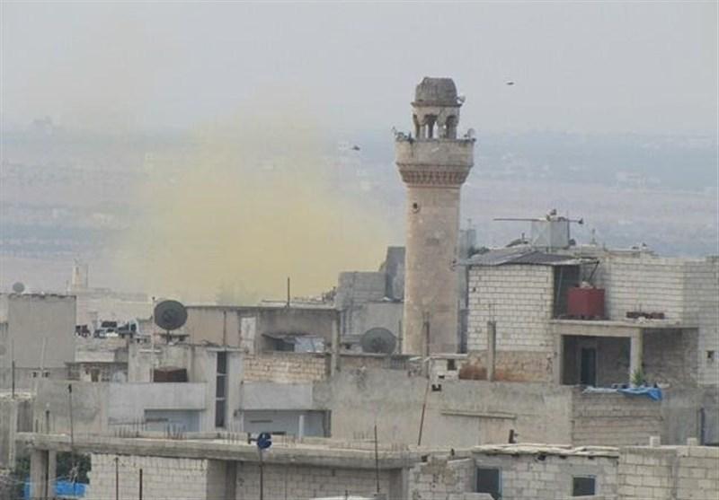 حمله شیمیایی تروریستی به الفوعه