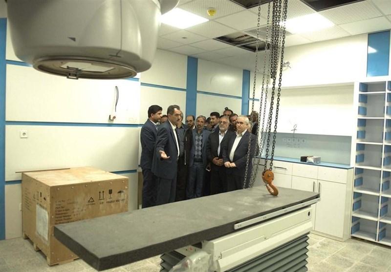 تنها مرکز جامع سلامت خراسان جنوبی در خوسف راهاندازی میشود