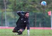 سوشا مکانی - تمرین تیم ملی فوتبال در مالزی