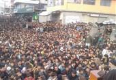 گلگت: یوم الحسین علیہ السلام پر پابندی کے خلاف احتجاجی مظاہرہ ساتویں روز بھی جاری