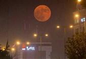 ماه در تهران