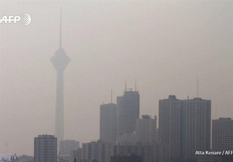 آلودگی هوا خبرگزاری فرانسه
