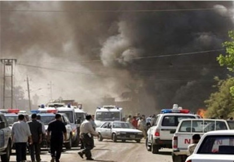 فلوجہ میں بم دھماکے سے 5 افراد شہید 15 زخمی