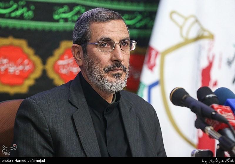 حضور بیش از 1 میلیون تهرانی در راهپیمایی جاماندگان اربعین حسینی
