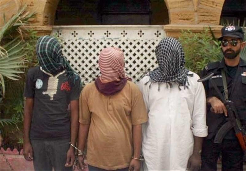 گوجرانوالہ میں سی ٹی ڈی کی کامیاب کارروائی، 3 دہشت گرد گرفتار