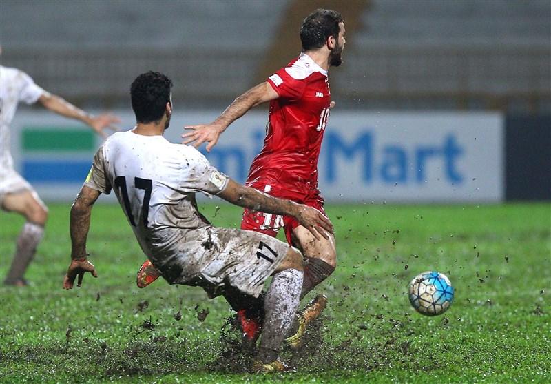 فضیحة للاتحاد الاسیوی لکرة القدم بسبب لقاء سوریا وإیران