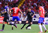 تیم ملی آمریکا تیم ملی کاستاریکا