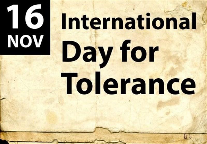 آج دنیا بھر میں برداشت اور رواداری کا عالمی دن منایا جا رہا ہے